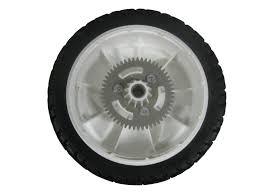lawn mower wheels amazon com
