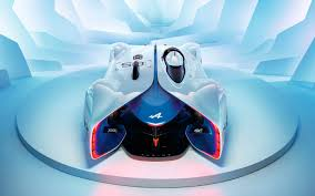 renault alpine vision concept 2015 renault alpine vision gran turismo 2 wide cars hd wallpapers