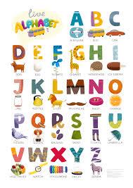 live alphabet