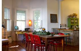 Farm Dining Room Table Unique Farmhouse Tables Belle Escape With Hotels In The Catskills Travel Leisure