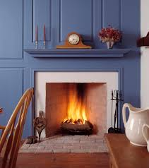 sag harbor fireplace
