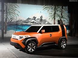 suv toyota 2017 2017 toyota ft 4x concept details features specs cars clues