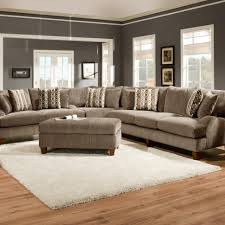 L Shaped Sofa With Chaise Lounge by Living Room Deep Seated Sofa Brown Long And Extra Large