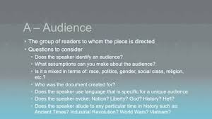 how to write a speech analysis paper how to use the soapstone strategy youtube