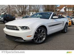 2011 ford mustang for sale 2011 ford mustang gt cs california special convertible in