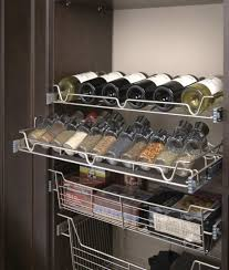 kitchen pull out spice rack pull out drawers for pantry