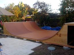 Backyard Skateboard Ramps Build Your Own With Ramp Armor From Team Pain
