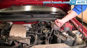 how to install replace radiator coolant overflow bottle tank