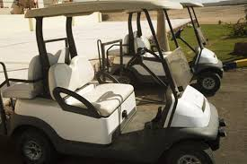 how to paint a plastic golf cart body it still runs your