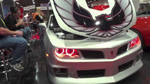 2014 Pontiac Trans Am New Firebird Trans Am Concepts Sema 2012 Youtube