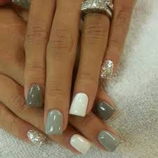quick simple nail designs for short nails nails pinterest