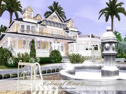 pralinesims u0027 colonial home ii
