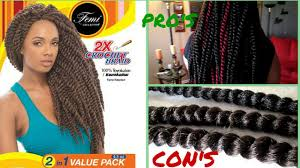 senegalese pre twisted hair femi pre twist senegalese max 24 inch crochet braid jumbo twist