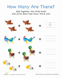how many are there birds worksheet education com