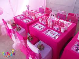minnie mouse party minnie mouse themed party cape town the party b kids party set