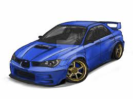 drift cars drawings quick sketch subaru wrx sti 2006 hawkeye by golferpat on deviantart
