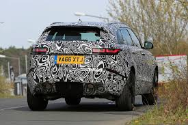 Range Rover Velar Svr First Spy Shots Gtspirit