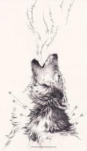 forearm wolf tattoos best 25 wolf tattoos ideas on pinterest tree tattoo sleeves