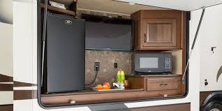 flooring camper with outdoor kitchen eagle premier fifth wheels