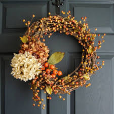 fall wreaths best etsy fall wreath products on wanelo
