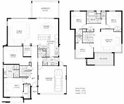 two storey house plans house plan awesome two storey semi detached house plans two