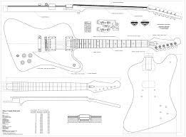 what size paper are blueprints printed on amazon com set of 4 gibson electric guitar plans es 335 l5 ces