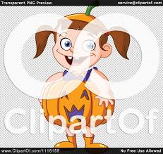 happy halloween background png cartoon of a happy halloween in a pumpkin costume royalty