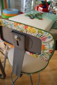 Metal Chair Covers 25 Best Office Chair Slip Cover Diy Images On Pinterest Office