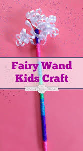 fairy wand kids craft activity for pretend play best fairy wands