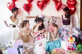 steampunk marie antoinette bridal shower ideas popsugar love