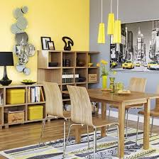 Yellow Dining Room Ideas Yellow And Grey Rooms Awesome 15 Visually Pleasant Yellow And Grey