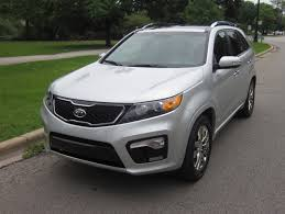 2011 kia sorento u s built cuv review and road test