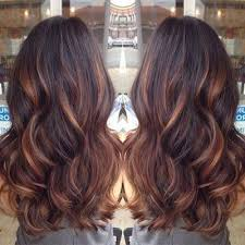gambar tutorial ombre rambut warna highlight yang paling bagus untuk rambut hitam fashion