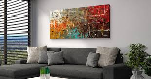 livingroom paintings how to choose the best wall for your home overstock