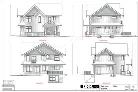 Home Design Plan And Elevation by House Design Plan Townhouse Elevation Plans Elevatio Hahnow