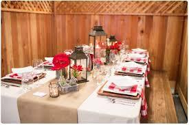 Bbq Restaurant Interior Design Ideas Country Style Table Design Summer Bbq Style Ideas