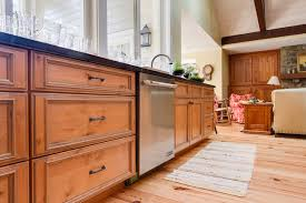 rustic knotty alder kitchen rustic kitchen dc metro