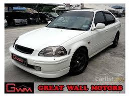 honda civic sportback honda civic 1997 vti 1 6 in selangor automatic sedan white for rm