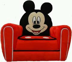 canap mickey un joli canapé mickey mouse un jour de rêve