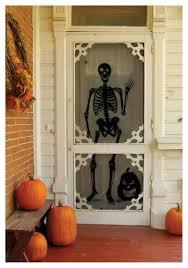 halloween door window decorations events to celebrate mike