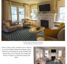 Custom Window Seat Cushions Greensboro Interior Design Window Treatments Greensboro Custom