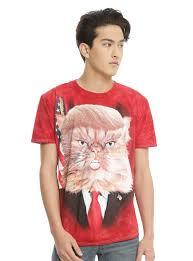 presidential cat t shirt topic