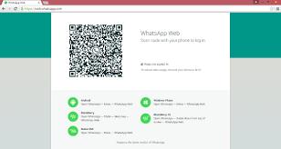 Whatsapp Web Whatsapp Web For Windows Desktop Runs In Chrome Browser