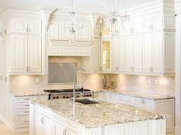 kitchen countertop interior beautiful classic white kitchen