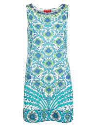 rene dhery rene derhy derhy tonkin floral dress in green lyst