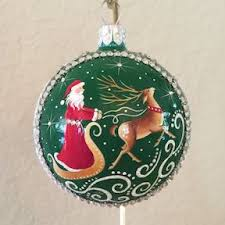 breen ornaments buy sell trade gocollect santa