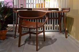 de la espada dining table luca nichetto presents own brand for de la espada at maison objet