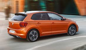 orange volkswagen gti 2018 volkswagen polo mk6 gets mqb platform new active info