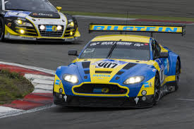 aston martin gt3 aston martin parade at 24 hours nuburgring business insider