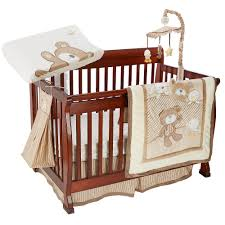 Convertible Cribs Babies R Us by Babies R Us B Is For Bear 6 Piece Crib Bedding Set Crib Bedding
